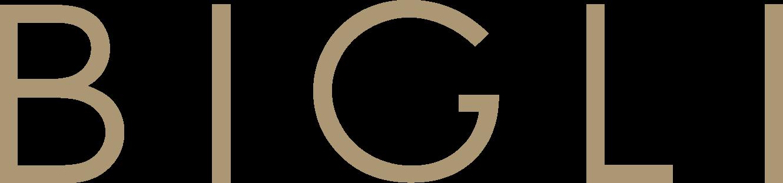 BIGLI LOGO ( LARK goudkleur )